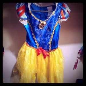 Girl 3T-4T  Sleeping Beauty Costume/Dress up dress